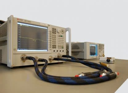 WiRan elab - Keysight analyzers