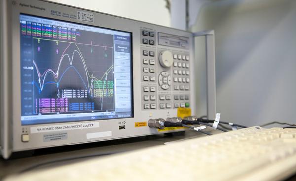 testy EMC - WiRan Sp. z o.o.