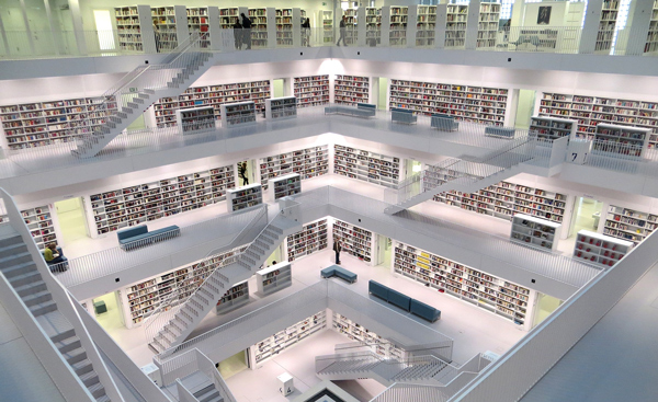 IoT solutions for libraries and universities - WiRan Poland
