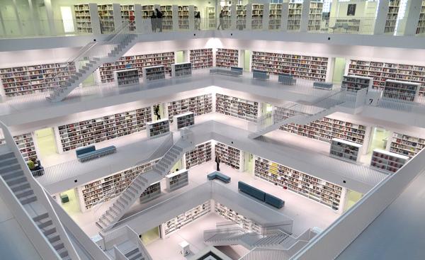 IoT Lösungen für Bibliotheken & Universitäten| WiRan