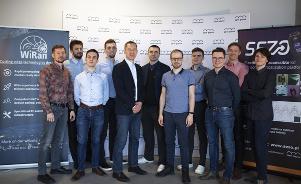 WiRan Poland - IoT solutions - Our engineering team