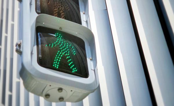 WiRan IoT solutions - pedestrian crossing